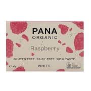 Pana White Chocolate Raspberry 45g