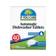 Tabletter for oppvaskmaskin, 40 stk