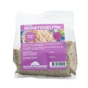 Mariatistel / Marietidsel frø (Silybum marianum), Knust 100g