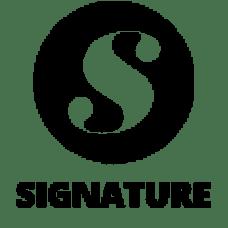 Cartouche - Signature