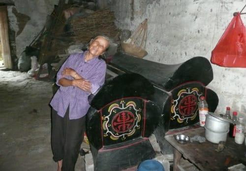 Coffins Yangshuo
