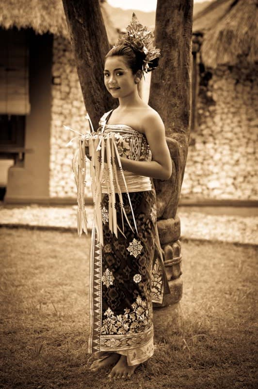 Balinese Dancer (1 of 1)