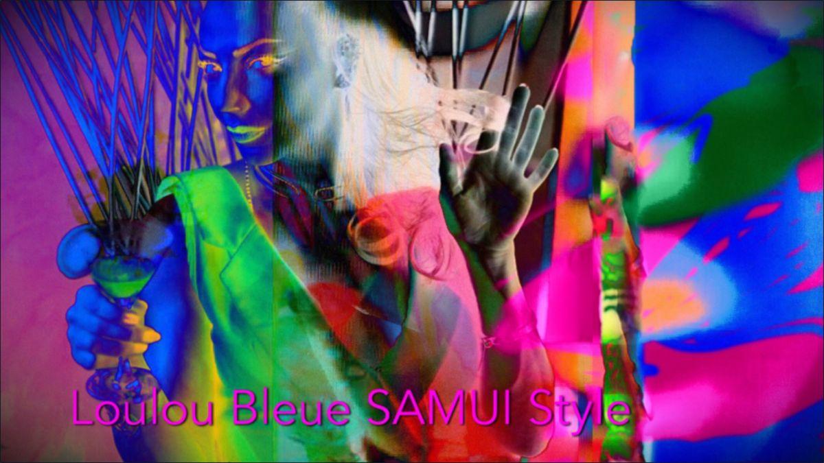 Loulou Bleue SAMUI Style Insta Mini Series