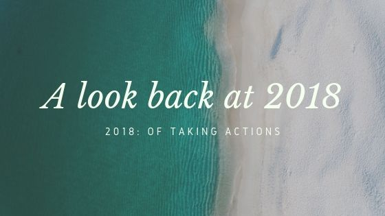 2018: of taking actions