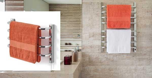 C&C apresenta os toalheiros térmicos Flape