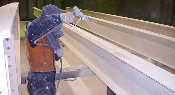 Interchar 2060: Proteção contra fogo em estruturas Metálicas