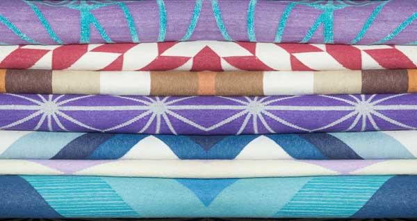 Square Foot aposta em cores vibrantes