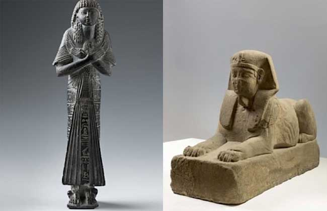 Egito Antigo no CCBB RJ