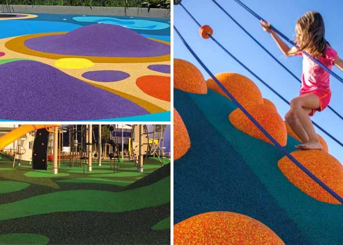 Tecnologia da Nike para criar parques infantis