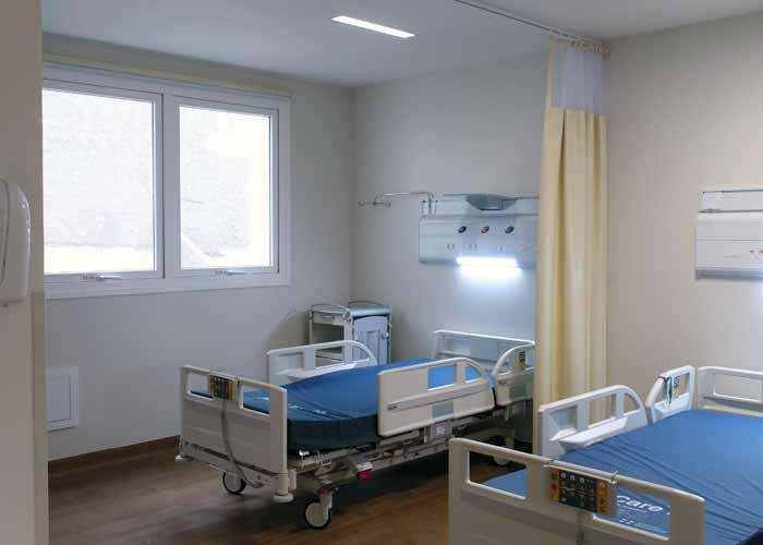 Linha Hospitalar da Weiku