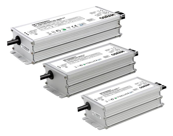 OSRAM lança a linha Optotronic X-Series