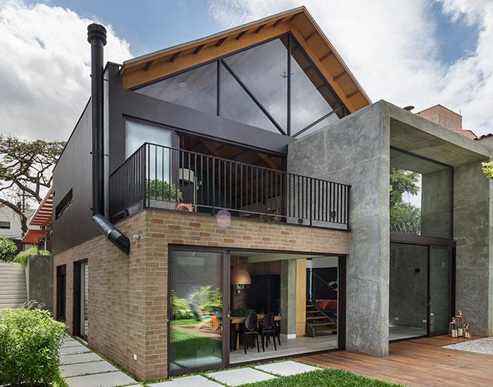Casa Murupi pelo Arkitito