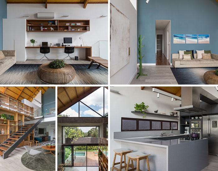 Casa Murupi pelo Arkitito / Fotos: Evelyn Muller