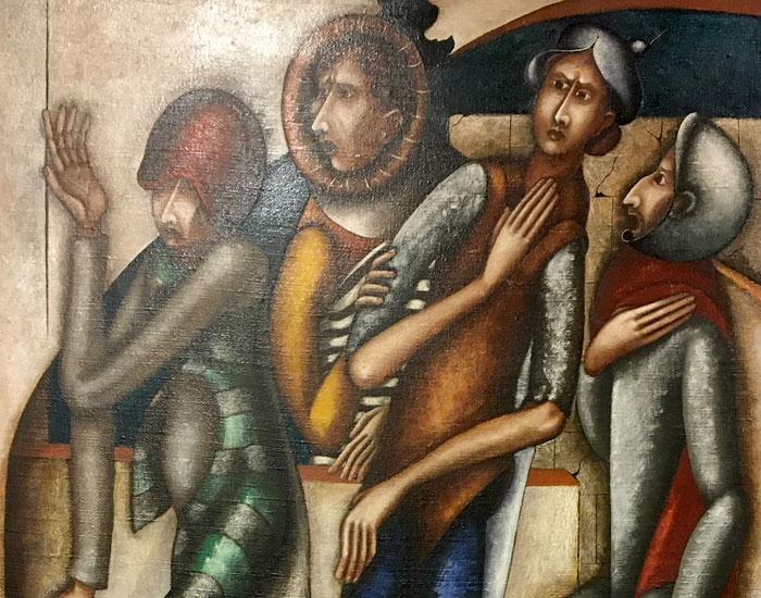 Tobias Marcier na Evandro Carneiro Arte