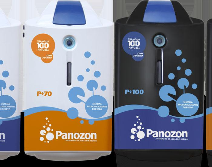 Gerador de Ozônio Panozon P+