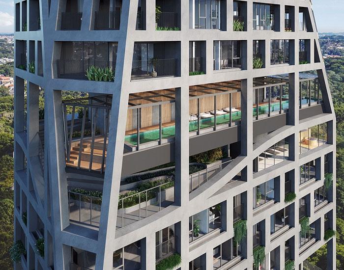 Triptyque concorre no  Architecture Masterprize
