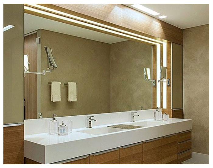 Espelhos Guardian na Silvestre Vidros