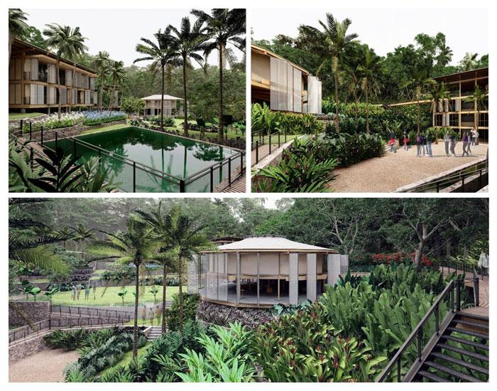 Arquitetura verde de Andrade Morettin + Ânima