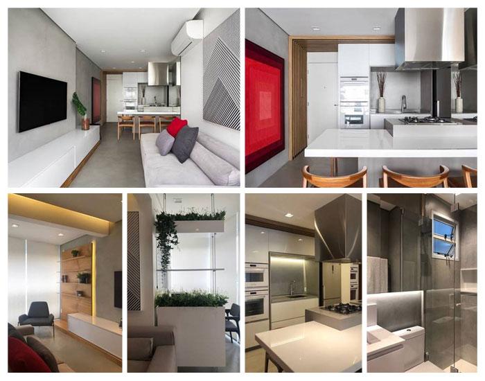 Unic reforma apartamento paulistano