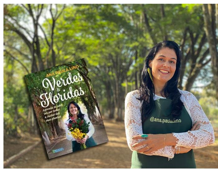 Verdes & Floridas de Ana Paula Lino