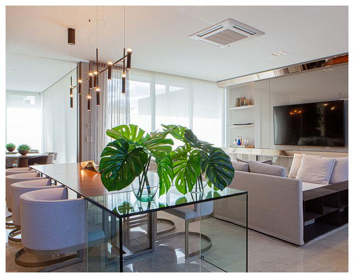 Arquitetare confortável e funcional