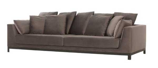 Sofá Aston é sinônimo de design e conforto