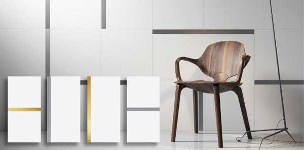 Coleção Style explora a criatividade com elegantes faixas metálicas