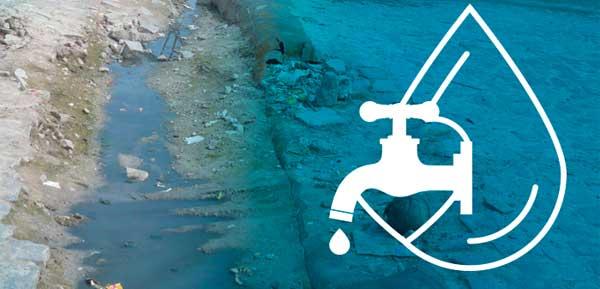 CAU critica MP do Saneamento Básico