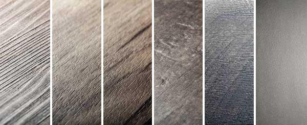 Texturas da madeira em pisos vinílicos Tarkett