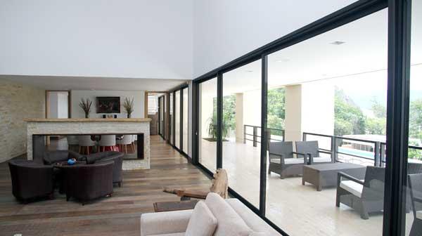 Vidros especiais PKO para construções sustentáveis