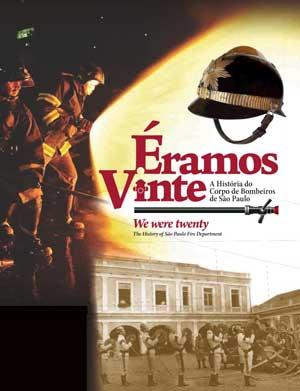 História dos bombeiros de São Paulo