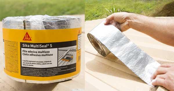 Sika lança produto para impermeabilizar a casa