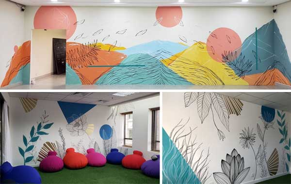 Arte no ambiente corporativo
