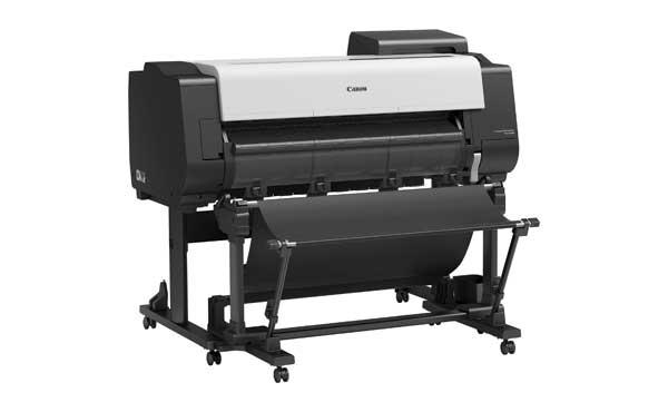 Diversidade Canon para equipamentos de impressão