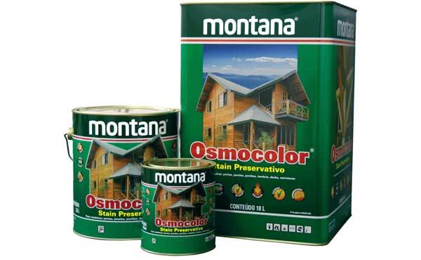 Osmocolor protege e valoriza a madeira