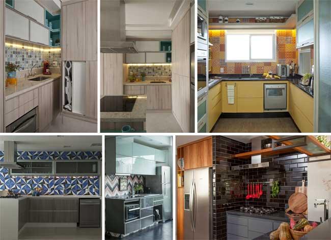 Cozinhas pelo Andrade & Mello