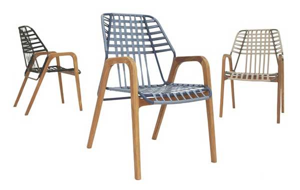 Cadeira Fiji de Pepê Lima