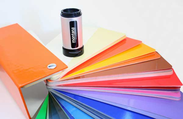 Color Pin Montana Química identifica mais de 3.000 cores