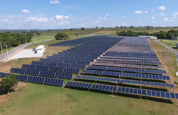 Trina Solar promove turismo em parque solar