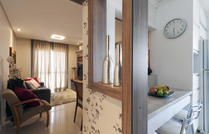 Apartamentos compactos por Adriana Canova