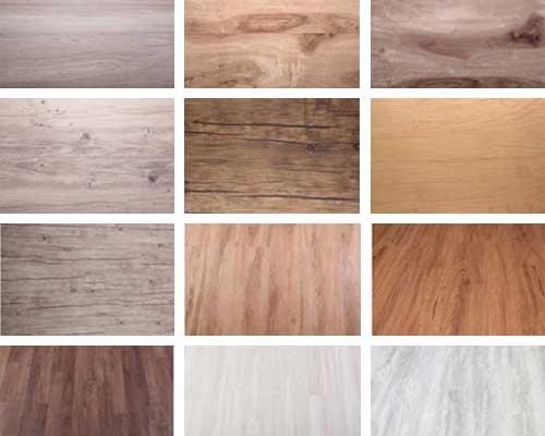 A beleza dos tons da madeira