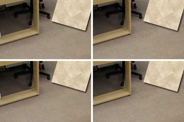 Vale a pena especificar piso vinílico que imita porcelanato ?