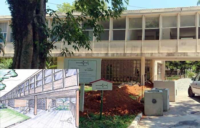 Retrofit da Casa Niemeyer pelo Habitas