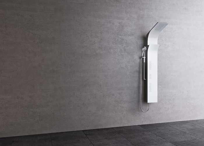 Banheiro e spa particular Novellini