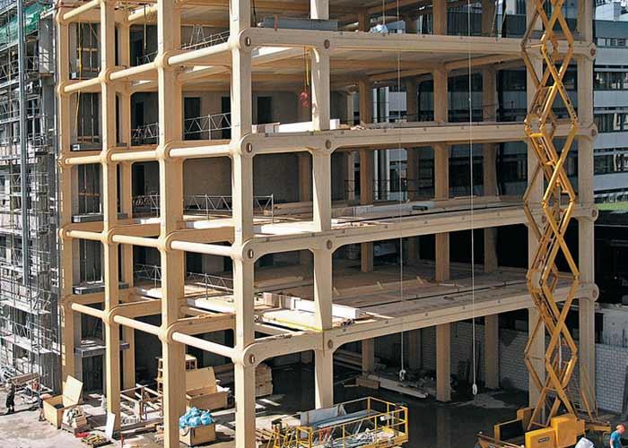 Construções em madeira