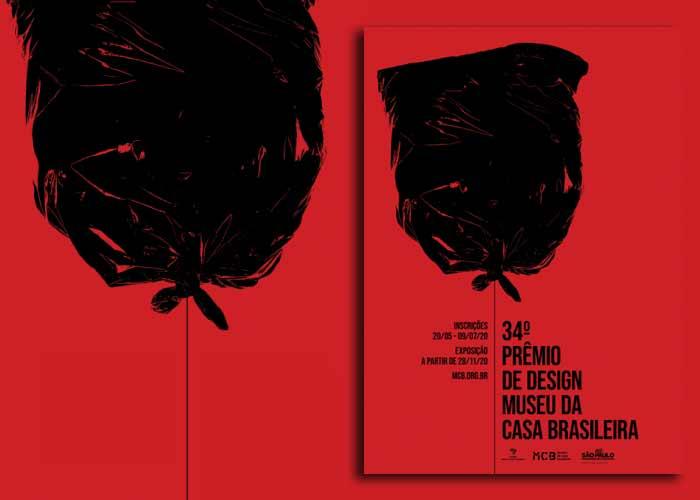 Cartaz premiado do Prêmio MCB
