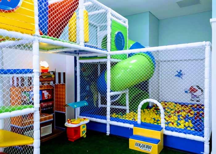Brinquedoteca para condomínios