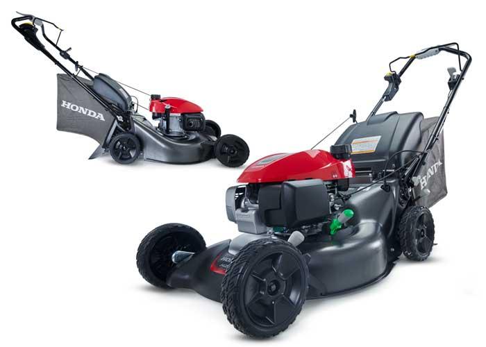 Novo cortador de grama Honda HRN216