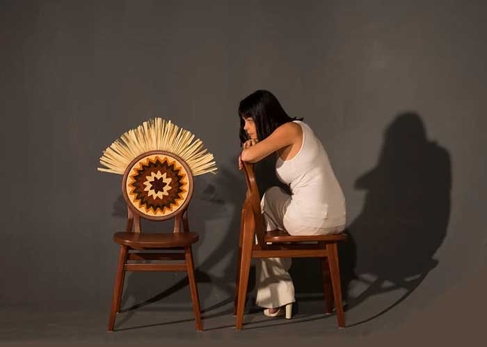 Yankatu na Expo The Chair