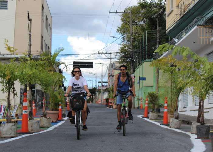 Ciclismo urbano no pós-covid